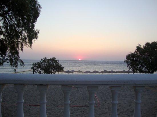 sunrise at Bay Watch