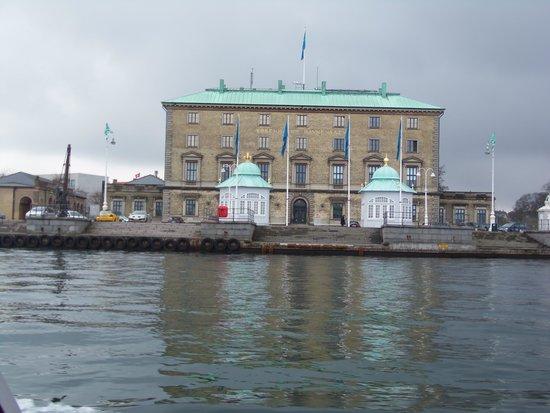 Stromma Canal Tours Copenhagen : Royal Dock