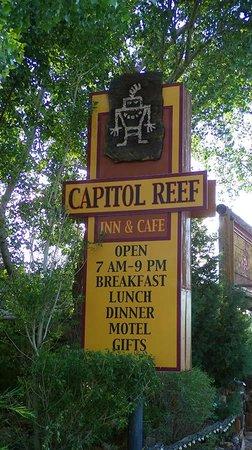 Capitol Reef Inn & Cafe : Capitol Reef Inn