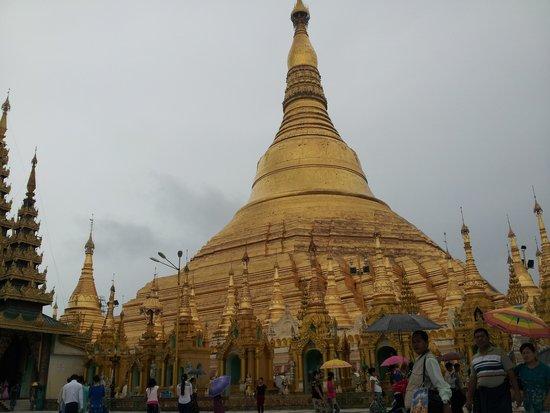 Pagode Shwedagon : シュエダゴン・パヤー