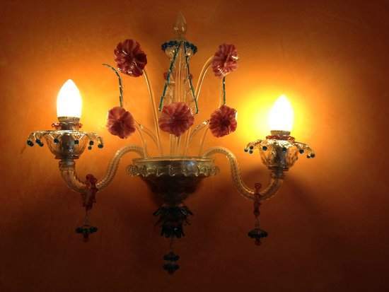Hotel Firenze : Room Lighting