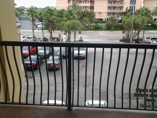 Holiday Inn Hotel & Suites Clearwater Beach: view from room 355