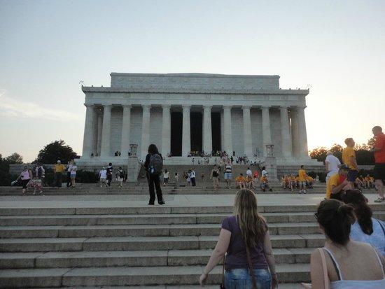 Lincoln Memorial: Memorial