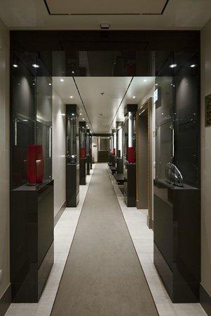 NH Collection Venezia Palazzo Barocci: Corridors