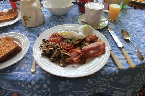 Juniper, UK: The outstanding breakfast!