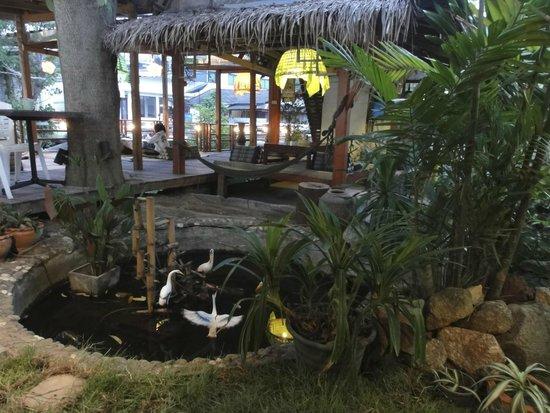 Samui Paleang Restaurant: From inside