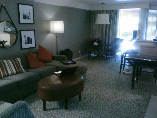 Le Parc Suite Hotel : Suite at Le Parc