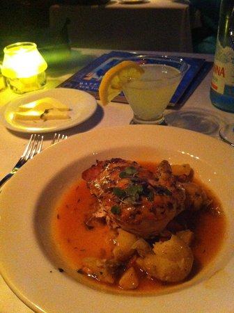Bateaux New York: Délicieux repas