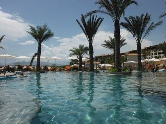 Secrets Puerto Los Cabos Golf & Spa Resort: Shot from in the pool