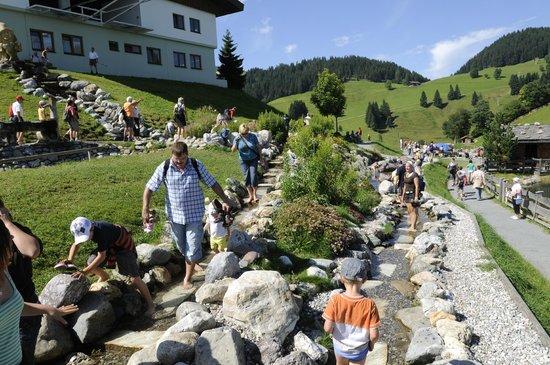 Hopfgarten: Bachwanderung