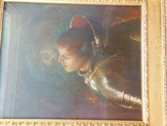 New Pinakothek : 「幸福な兵士」
