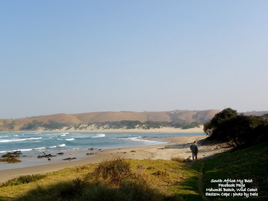 Swell Eco Lodge : Mdumbi beach