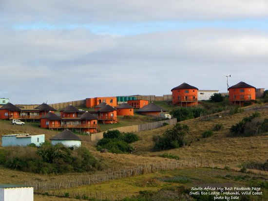 Swell Eco Lodge Mdumbi Wild Coast