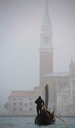 Casa Nicolo Priuli: Guidecca through the fog