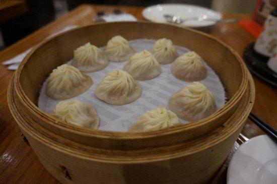 Din Tai Fung (Marina Bay Link Mall): Pork Dumplings