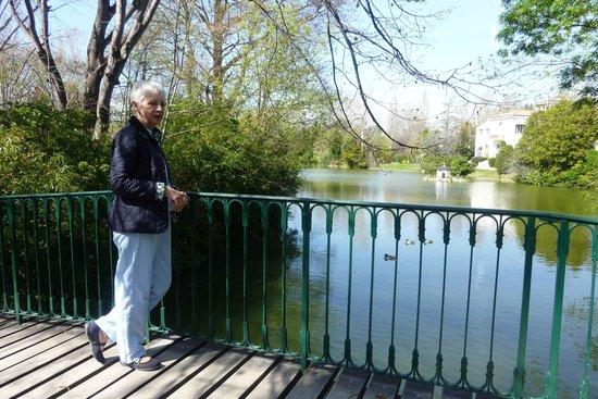 Parc Borély : rêverie