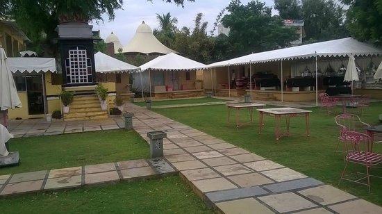 Raas Leela Luxury Camps: Resort