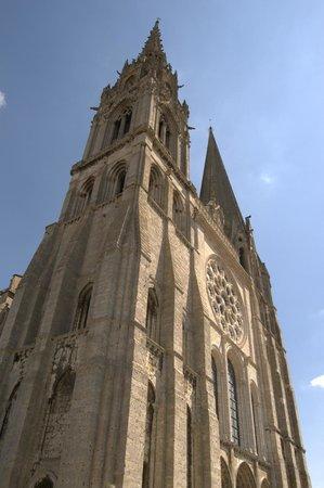 Cathédrale de Chartres : facciata