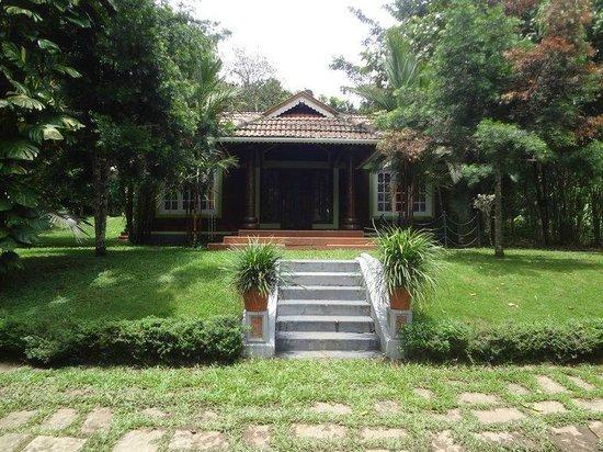 Wayanad Blooms: The villa we stayed