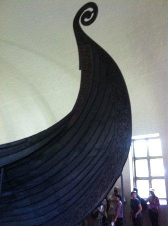 Wikingerschiffsmuseum: Viking ship
