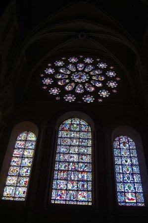 Cathédrale de Chartres : Vetrata