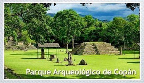 Hotel Casa Gabriela: Parque Arqueologico
