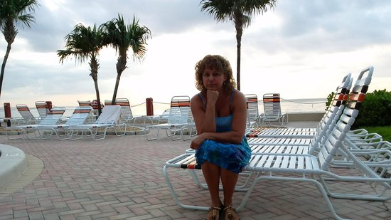 Costa del Sol: A beira da piscina!!