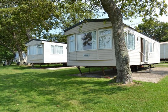 The Orchards Holiday Caravan and Camping Park : Our caravan