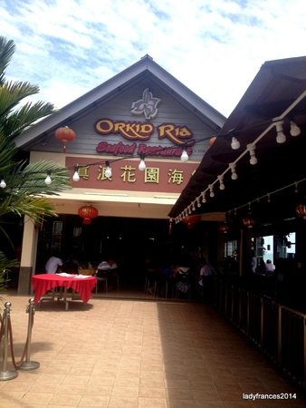 Orkid Ria Seafood Restaurant: Orkid Ria