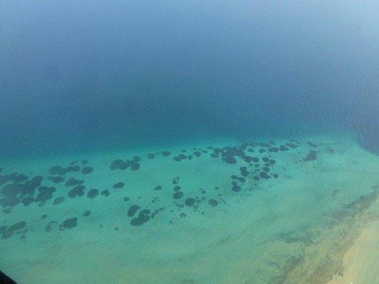 Pestana Bazaruto Lodge: Aerial view