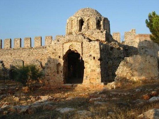 Alanya Kalesi (Castle): Kalesi