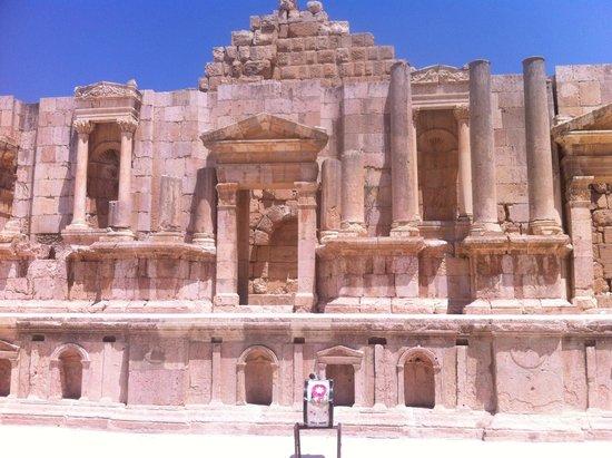 Ruinen von Gerasa: Jerash