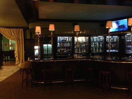 Hotel Pod Orlem: Bar