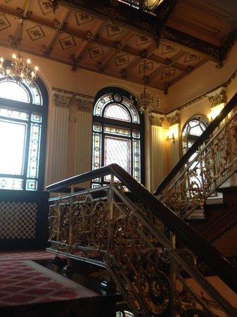 Hotel Pod Orlem: Stairs