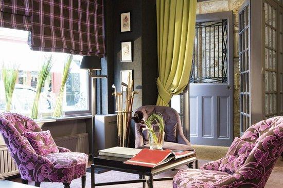 Hotel du Champ de Mars: Acceuil