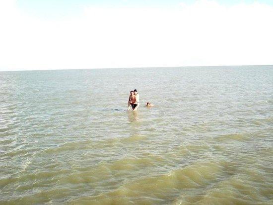 Hulun Lake: на озере