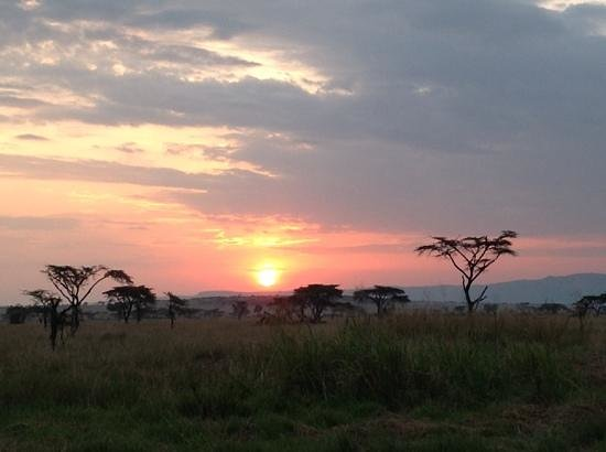 Kampi Kampi Serengeti: Sunset at Kampi Kampi