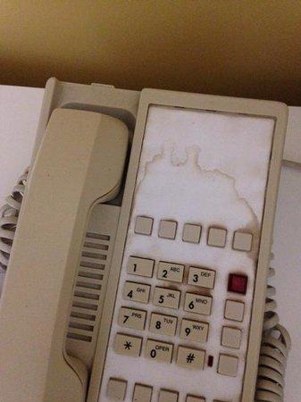 Deauville Beach Resort: Room Phone