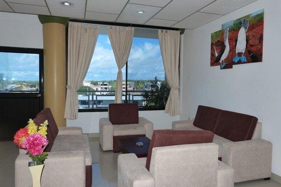 Hotel Brisas Del Pacifico : Suite familiar