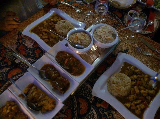 Restaurante Bali: da gibts nichts zu sagen !