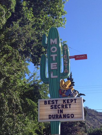 Siesta Motel: Truly the best kept secret.