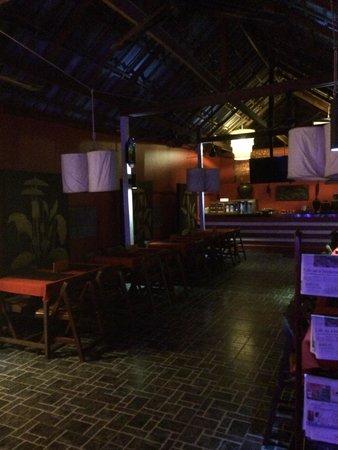 Golden Temple Villa: restaurant