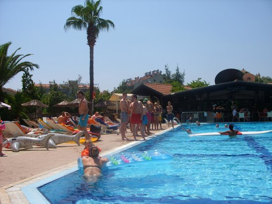 Club Turquoise : Pool