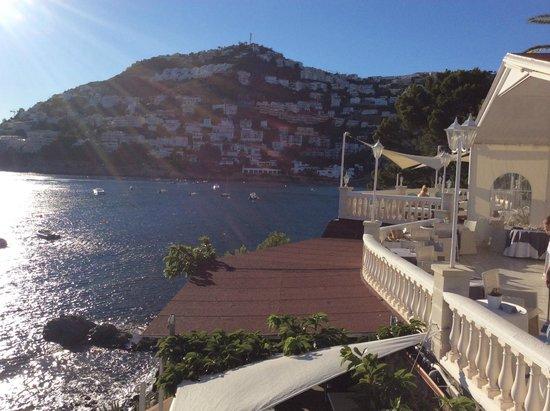 Vistabella: Terrace View