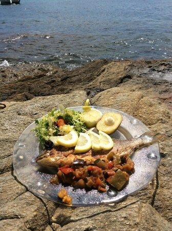 Vistabella: Beach Club Meal