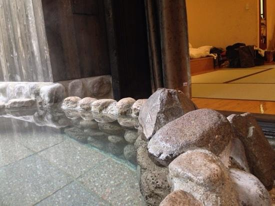 Sengokuhara Shinanoki Ichinoyu: hot spring in room
