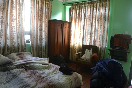 Hotel Ganesh Himal: standard twin room