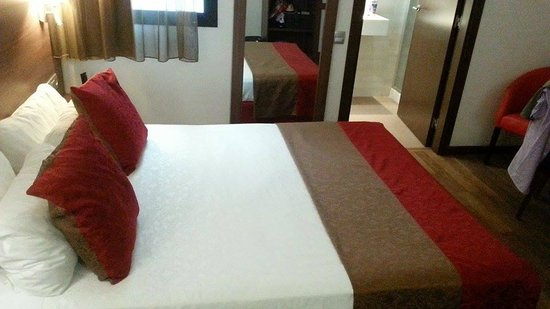 Hotel Auto Hogar: Letto matrimoniale