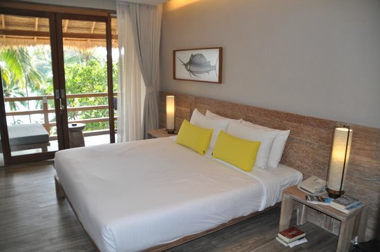 Haadtien Beach Resort: clean room