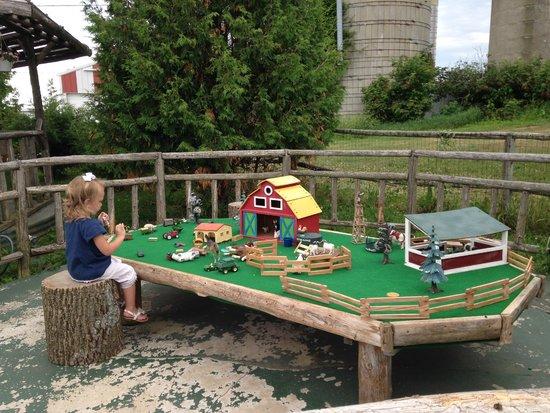 Plum Loco Animal Farm: Farm toys at Poco Loco